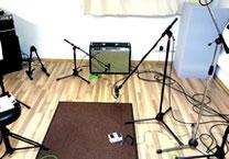 Ringo Studios Recording Gitarrenamp