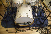 Ringostudios Drum Recording