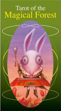 Tarot de la Forêt Magique - boîte