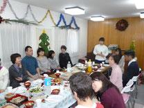 クリスマスお祝い会