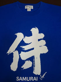 No.301      Samurai Blue