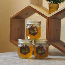 【国産純粋】日本ミツバチのはちみつ100g,Bee Honeyオンラインショップ