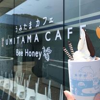 Bee Honey うみたまカフェ,はちみつオンライン通販ビーハニー
