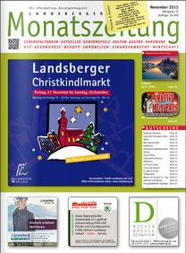 Bild: Landsberger Monatszeitung The Work (Coaching)