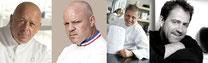 Grands chefs Top Chefs contact
