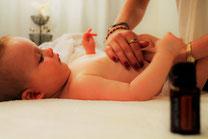 doTERRA Öle-Anwendung (Massage)