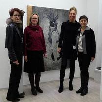 Das Gewicht der Leichtigkeit, GEDOK Galerie, Heidelberg