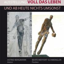 Voll das Leben und ab heute nichts umsonst - Ausstellung im Kunstverein Bad Godesberg 2015