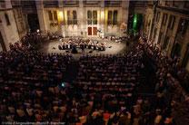DMT-Charente-Sonorisation-Ecalirage-Concert mairie Angoulême