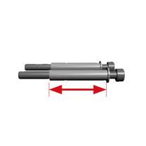 ボルトクランプマウント用ボルトスペーサーセット[VC-Spacer]