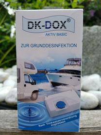 DK-DOX zur Grunddesinfektion