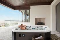 design jacuzzi spa met krachtige massage, kwaliteit en service