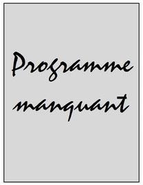 Programme  PSG-AS Roma  2017-18