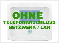 Zeiterfassung ohne LAN / Telefon