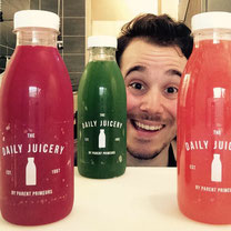 the daily juicery jus détox