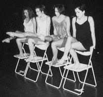 Tanzshow bei Frisurenshow