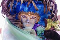 #Carnaval de Venise _ #Masques de Venise - #Costumes de carnaval - #Dominique MAYER - www.dominique-mayer.com