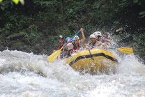 Canopy Vista Arenal, Rafting 2- 3, Termales Baldi