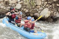 Canopy Vista Arena, Rafting 2- 3, Termales Baldi