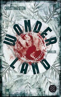 Wonderland Christina Stein Buchcover Jugendbücher ab 16