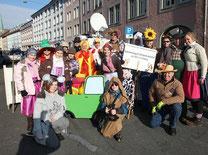 Karneval in Braunschweig