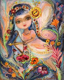 Peinture de Elena Kotliarker