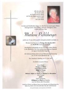 Parte Marlene Pichlsberger +19.6.2017