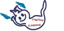 JUMPING  CLIMBING