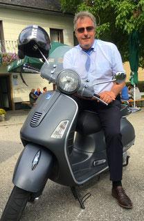 Präsident Bruno Kobler