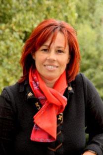 Frau Sabine Gürtl leitet die Naturpark-Volksschule in Kitzeck als Direktorin.