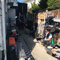 ◯at-tun 亀◯様 スペシャルPV撮影 横浜 レンタルハウススタジオ ハウス オブ ハリウッド