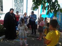 Праздник в День защиты детей 02.06.2013 г.