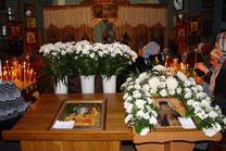 04.03.2013 г. Соборное богослужение в с.Займо-Обрыв