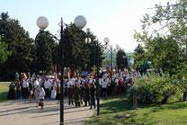 Соборное Богослужение в г.Азове 07.05.2013 г.