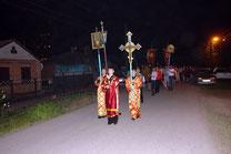Пасхальный Крестный ход 05.05.2013 г.