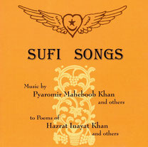 Sufi Songs to Paems of Hazrat Inayat Khan