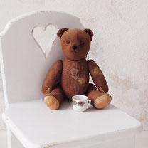 vintage teddybär