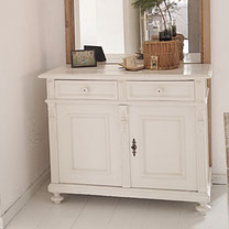 shabby regal vintage upcycling