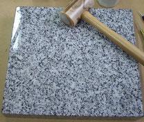 Granite pour le repoussage