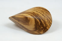 Oloid Zebrano-Holz
