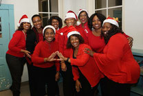 Hosting a Holiday Party for Women and Children at a Shelter