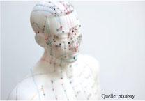 Akupunktur in der Naturheilpraxis Ralf Drevermann Hamm - Akupunkturpunkte