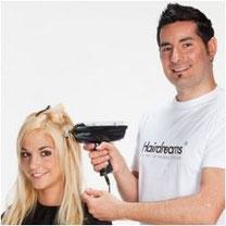Bild: Haarverlängerung Haarentfernung Quick Removal System
