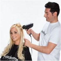 Bild: Haarverlängerung Haarentfernung Quick Removal