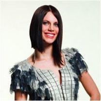 Haarverlängerung Quikkies Model Michaela