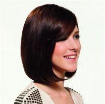 Haarverlängerung Quikkies Model Andrea