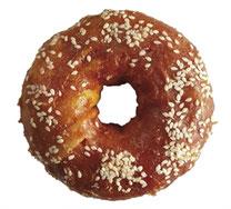 croci kip donut, kip rund hondenkluif