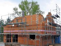 Baubetreuung für den Bau eines EFH in Dresden