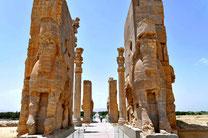 Персеполь - столица Персидского царства