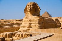 Большой Сфинкс, Гиза, Египет